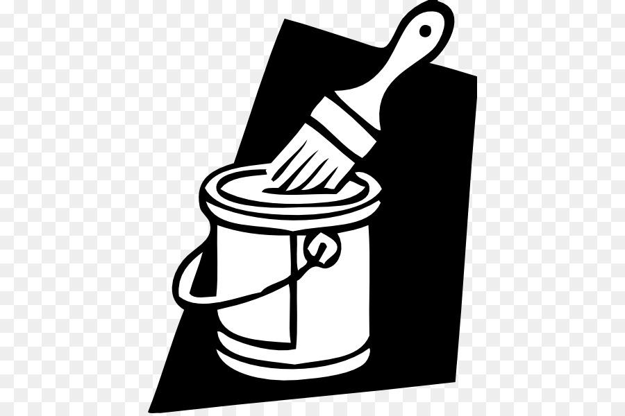 painting clip art paint brush clipart png download 474 596 rh kisspng com free paint brush clip art black and white free paint brush clip art