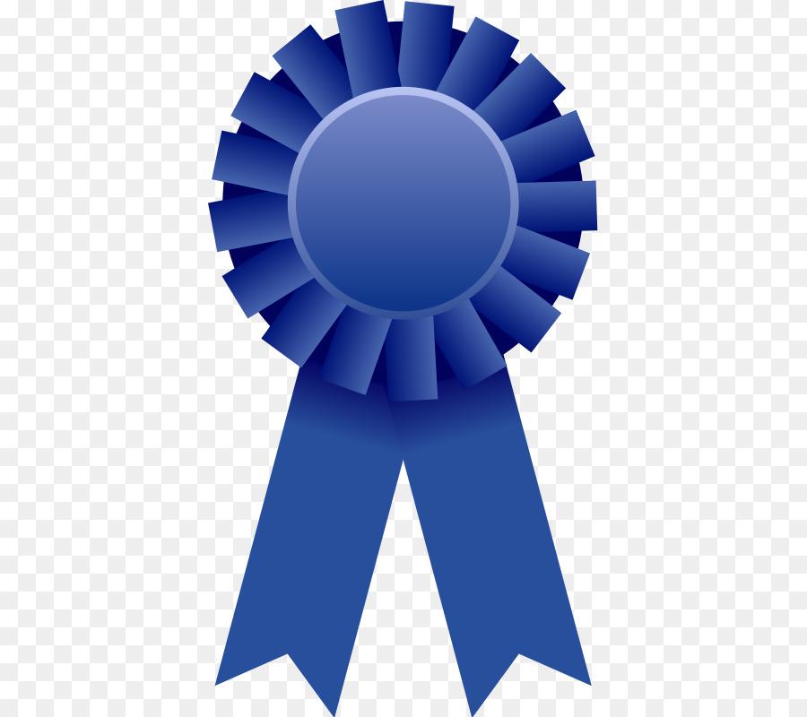 Blue Ribbon Award Clip Art Black Cliparts
