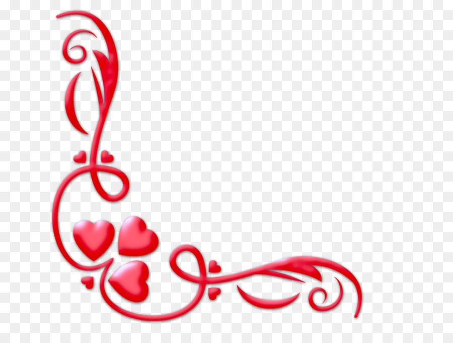 Valentines Day Heart Picture editor Clip art - Valentine Corner ...