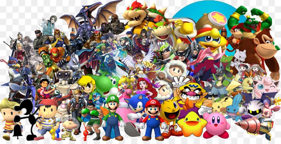 Super Smash Bros For Nintendo 3DS And Wii U Bayonetta 2 Brawl Mario
