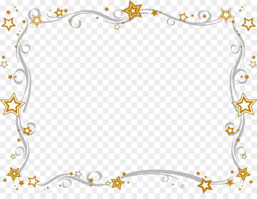 New Years Eve New Years Day Chinese New Year Clip Art Star Frame
