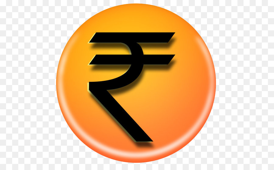Indian Rupee Sign Symbol Money Rupee Symbol Png Transparent Image