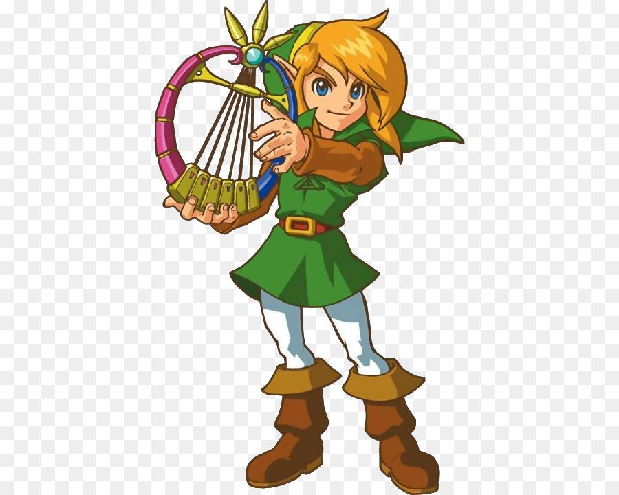 Oracle of Seasons y Oracle of Ages La Leyenda de Zelda: Links ...