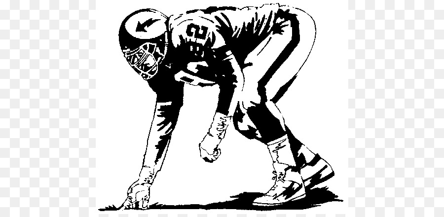 American Football Flag Football Football Player Clip Art