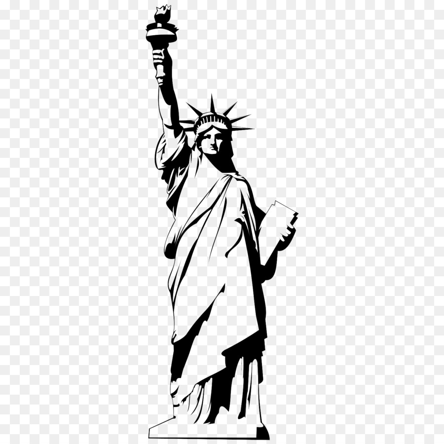 statue of liberty drawing clip art statue of liberty png image png rh kisspng com statue of liberty clip art black and white statue of liberty clip art black and white