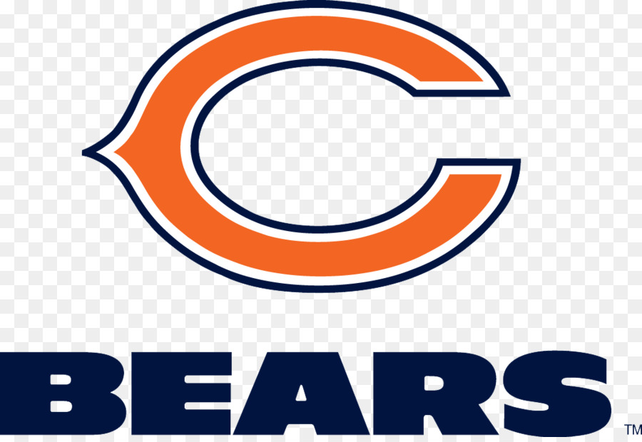 chicago bears logos uniforms and mascots nfl chicago bears logos rh kisspng com Chicago Bears Logo Coloring Page Chicago Bears Logo Wallpaper