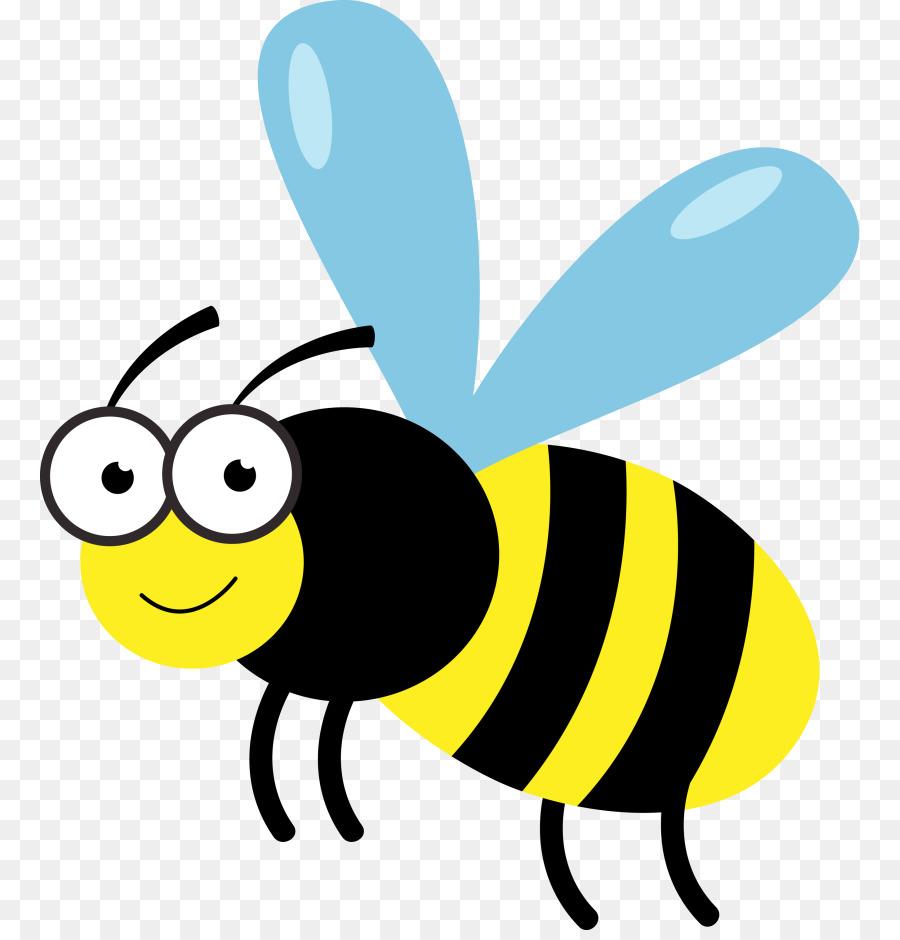 Honey Bee Bumblebee Clip Art