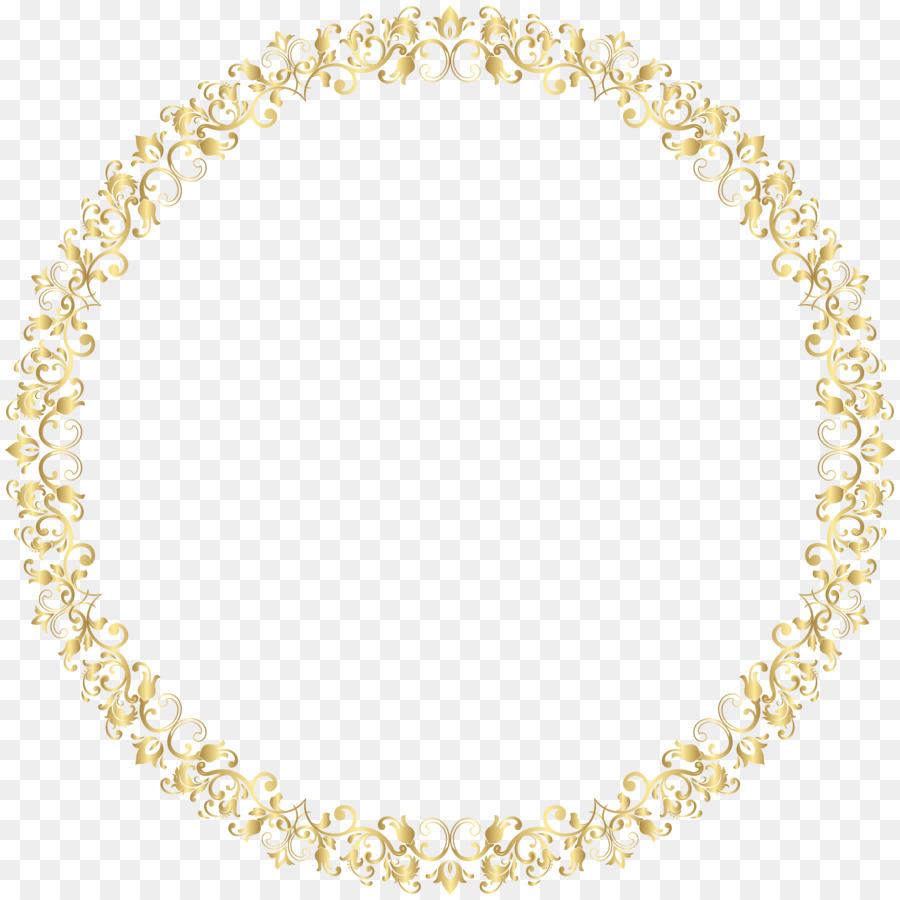 clip art round border frame transparent png clip art png
