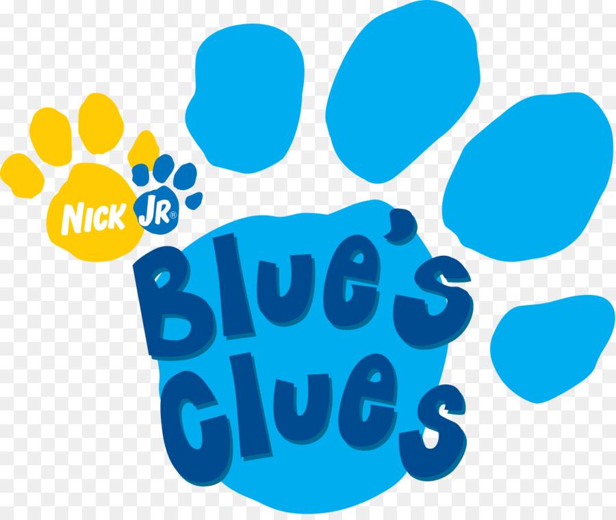 logo animation clip art blues clues png download 1226 1024