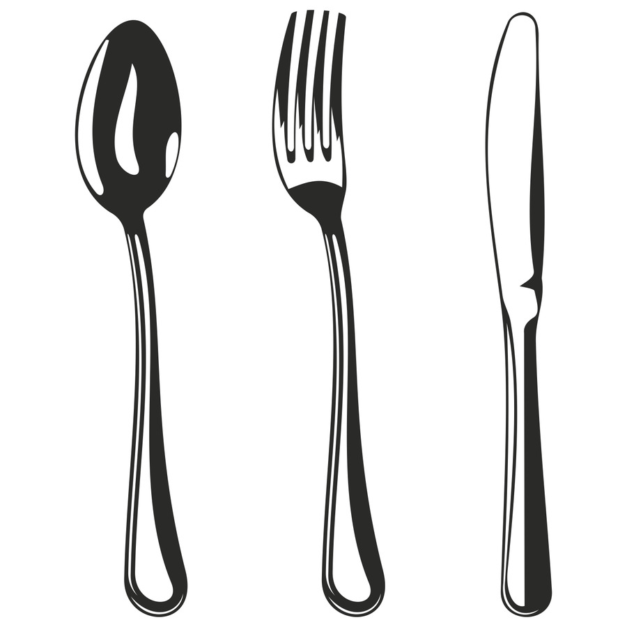 knife fork spoon clip art fork and knife png png download 1500 rh kisspng com white knife and fork clipart knife and fork clipart free