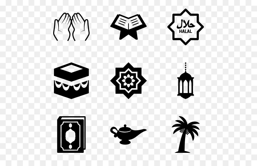 Symbols Of Islam Icon Islam Png Clipart Png Download 600564