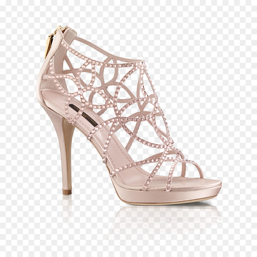 bf0a4baeda7 Shoe Louis Vuitton High-heeled footwear Sandal Bride - Satin Sandal PNG  Clipart png download - 900 900 - Free Transparent Shoe png Download.