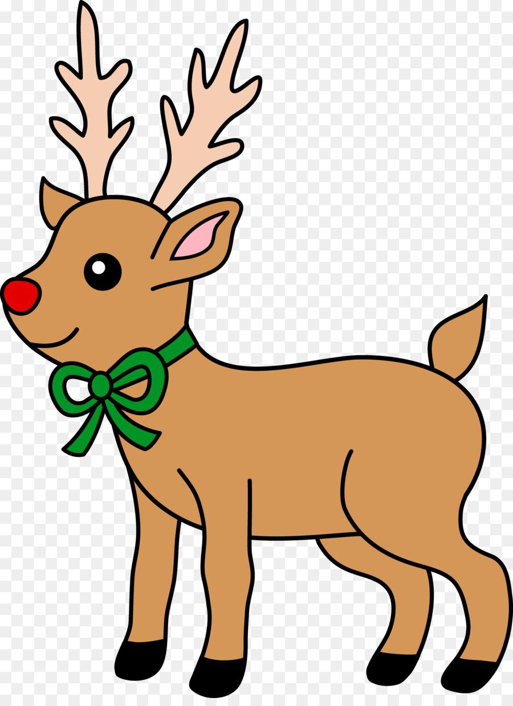 rudolph santa clauss reindeer christmas clip art reindeer cliparts rh kisspng com animated christmas reindeer clipart animated christmas reindeer clipart