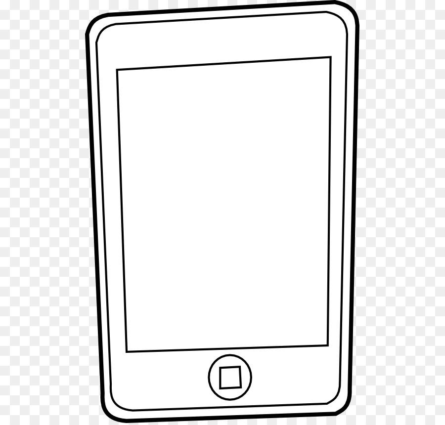 Ipad Mini Ipad 2 Ipad 3 Clip Art Ipad Outline Cliparts Png