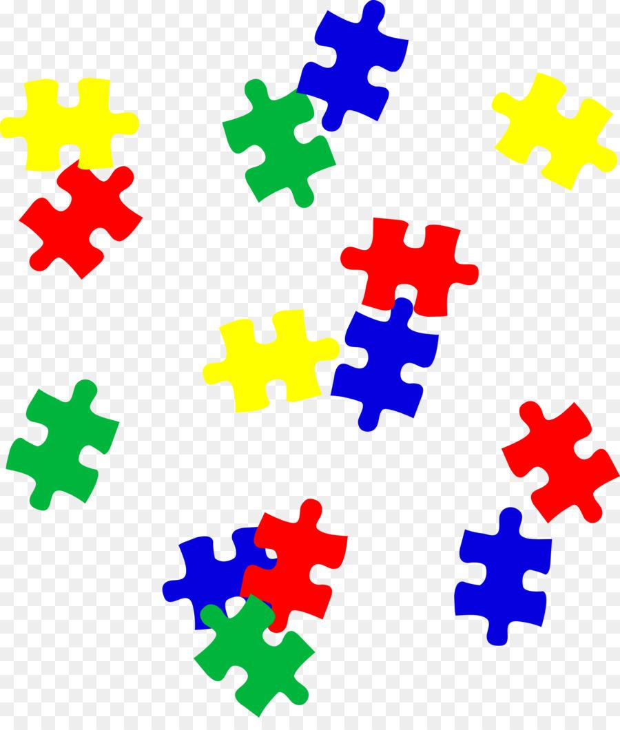 jigsaw puzzle autism autistic spectrum disorders clip art game rh kisspng com autism clip art free border autism clip art free border