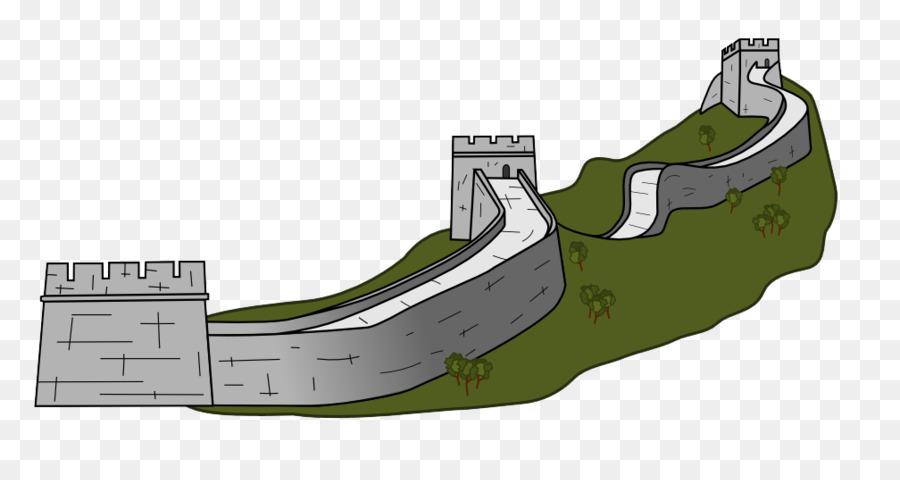 Great Wall of China Clip art - Great Wall of China Transparent PNG ...