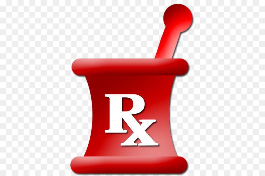 Mortar And Pestle Pharmacy Medical Prescription Clip Art Rx