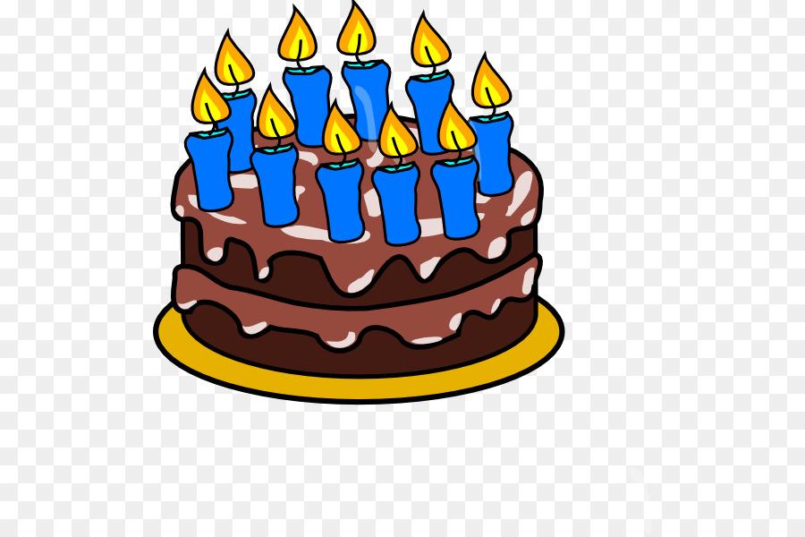 Birthday Cake Cupcake Icing Clip Art