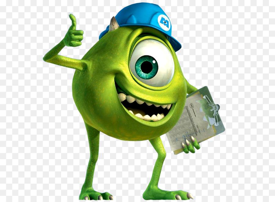 university monsters Mike wazowski