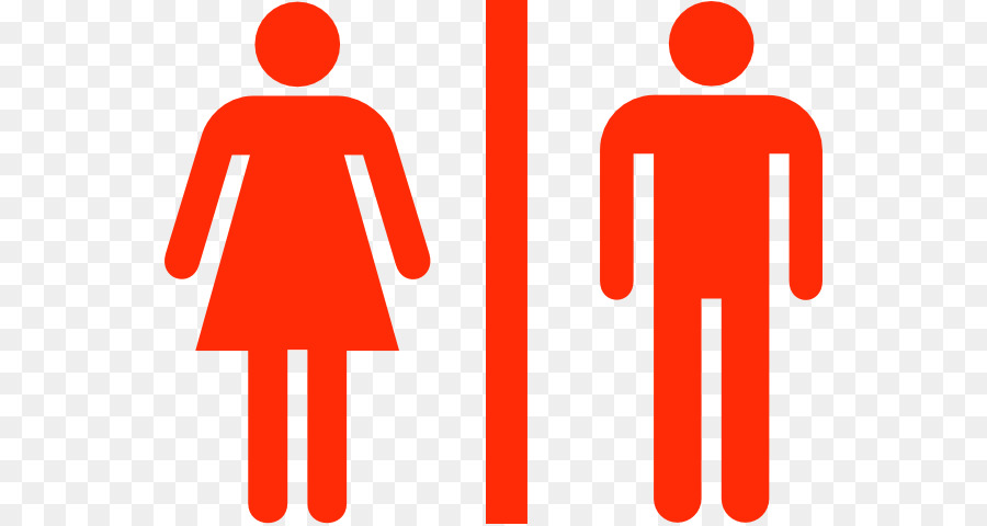 Bathroom Public toilet Clip art - Womens Bathroom Sign
