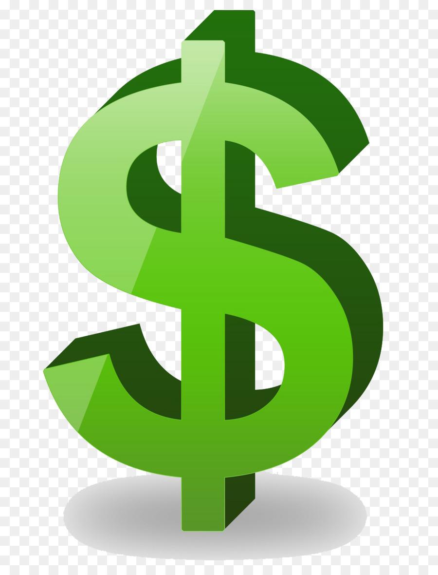Dollar Sign Clip Art Green Dollar Symbol Png Free Download Png