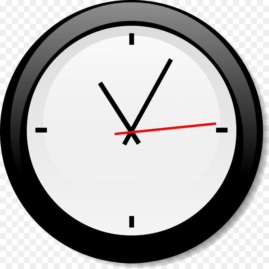 Clock Clip Art Wall Clock Clipart Png Download 900896 Free