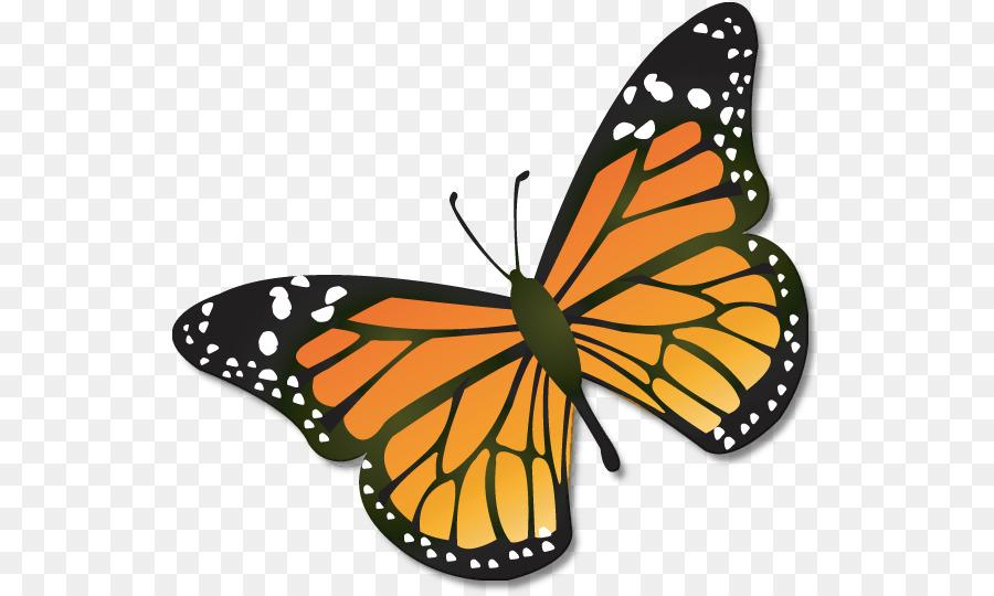 monarch butterfly insect clip art cartoon monarch butterfly png rh kisspng com Cartoon Monarch Butterfly Side View Monarch Butterfly Cartoon Clip Art