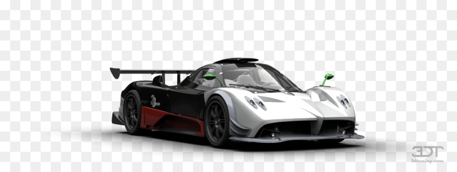 Pagani Zonda Car - Pagani PNG Transparent Image png download - 1004