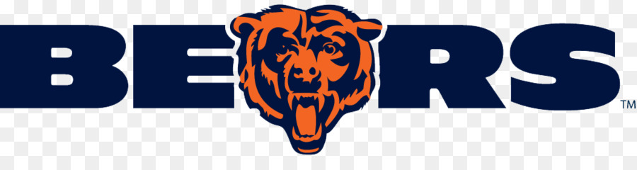 soldier field chicago bears logos uniforms and mascots nfl green rh kisspng com Chicago Bears Logo Vector Chicago Bears Logo Stickers