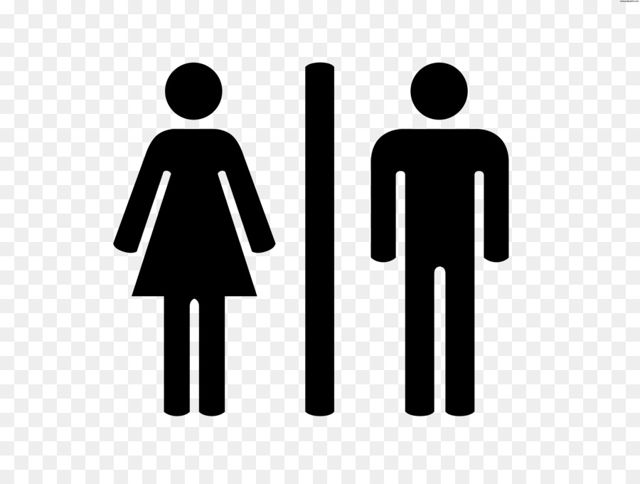 Bathroom Public Toilet Male Sign Free Printable Restroom Signs Png - Male bathroom sign