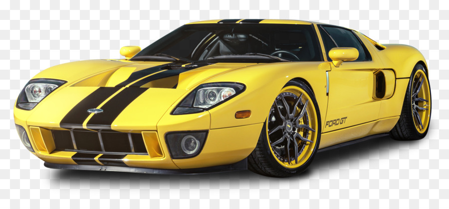 Gran Turismo  Car Ford Gt Ford Mustang Yellow Ford Gt Car