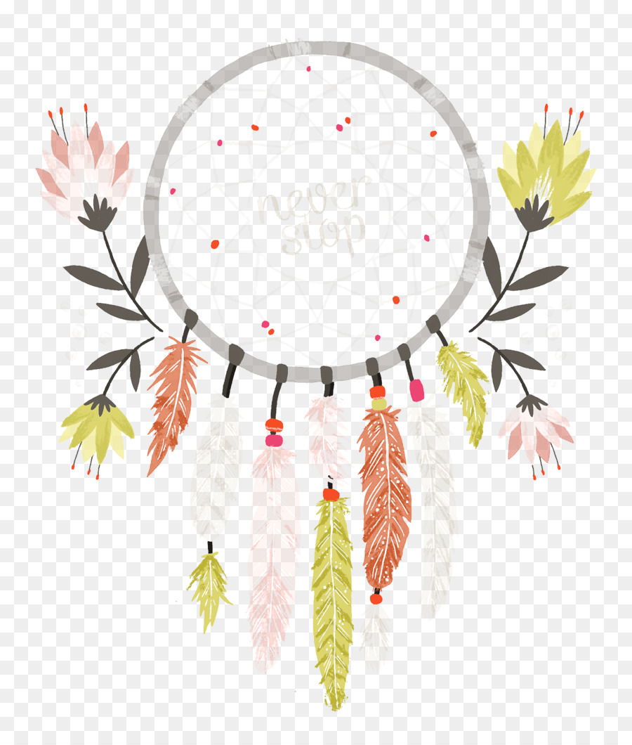 dreamcatcher clip art dream catcher transparent background png download 1286 1500 free Cute Clip Art Pastel Spring Flowers Border