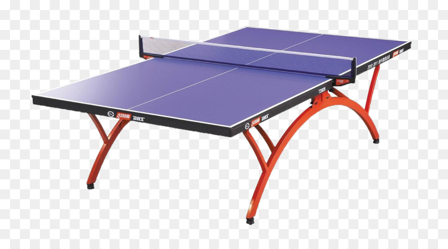Table tennis racket Double Happiness Shanghai Ball - Ping pong table ...