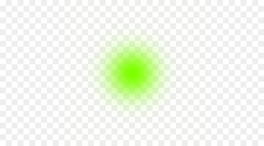Círculo verde ilusión Óptica Patrón - Luz verde Transparente PNG ...