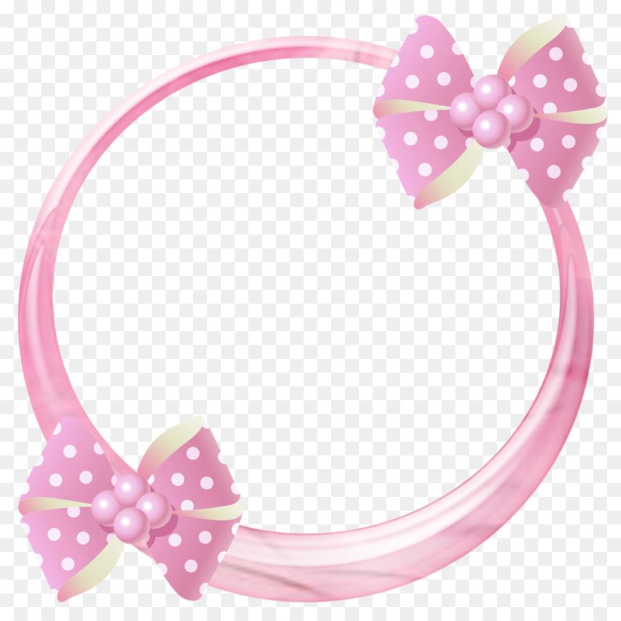 Bilderrahmen Pink Clip-art - Runde Rahmen, PNG HD png herunterladen ...