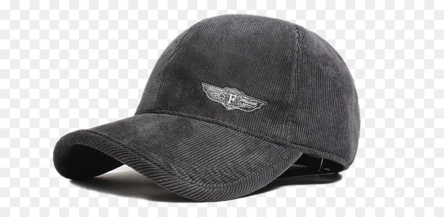 efd18e272784f6 Baseball cap Hat Casual - Autumn and winter casual corduroy baseball cap  dome png download - 708*435 - Free Transparent Baseball Cap png Download.