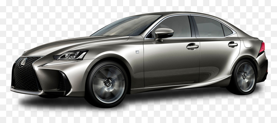 2018 Lexus IS 2017 Lexus IS 300 Car Luxury vehicle - Lexus IS Silver ...