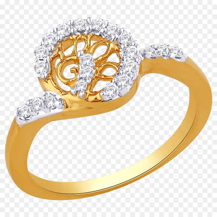 Earring Jewellery Diamond Engagement Ring Jewellery Ring Png Hd