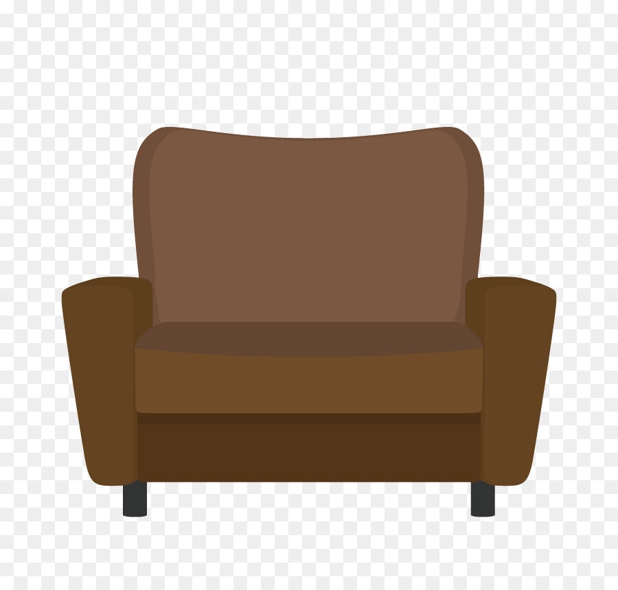 Loveseat Couch Furniture Chair Vector Armchair Png Download 800