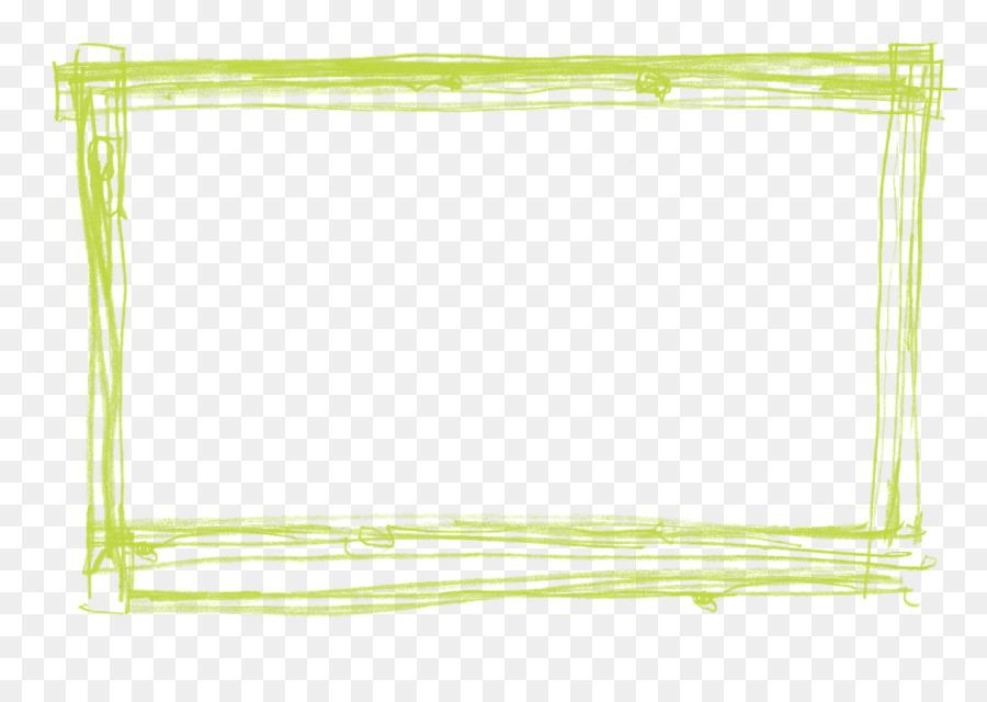 Green Pattern - Green Border Frame PNG Transparent png download ...