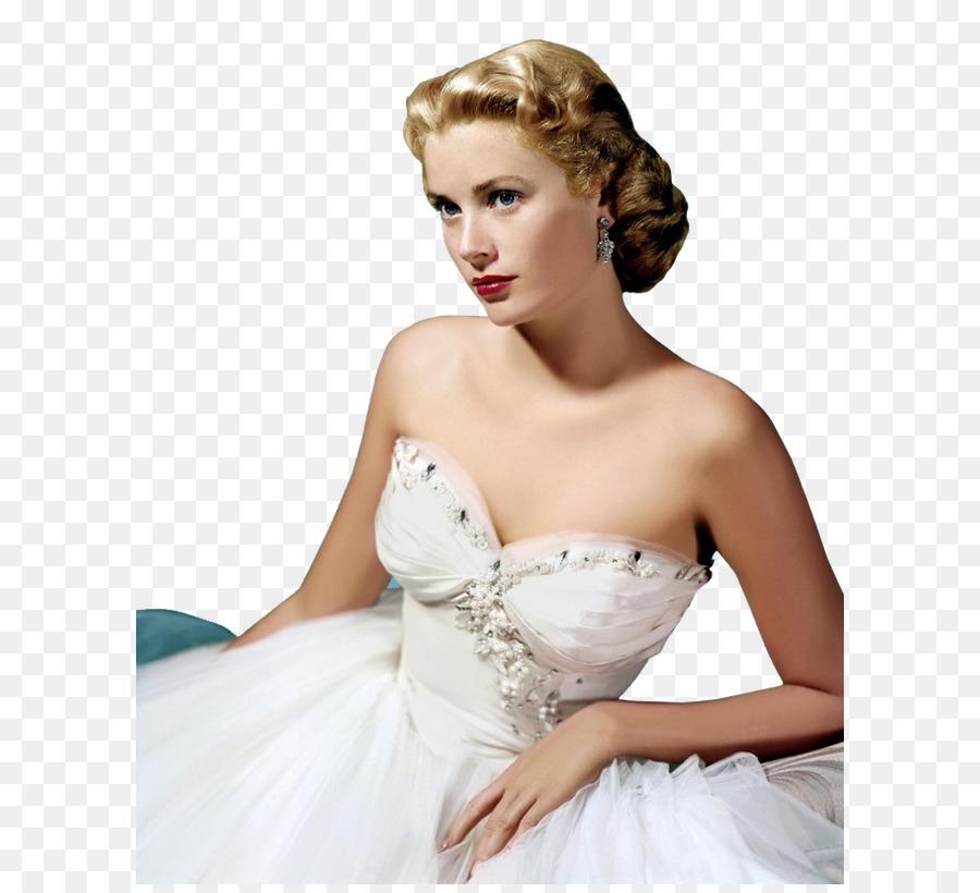 Grace Kelly 1950er Frisur Lange Haare Schonheit Gottin Png