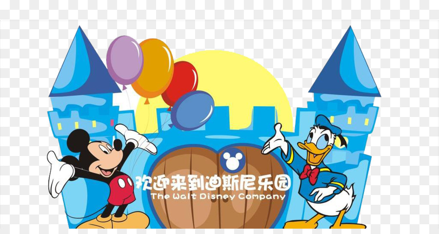 mickey mouse donald duck disneyland the walt disney company cartoon