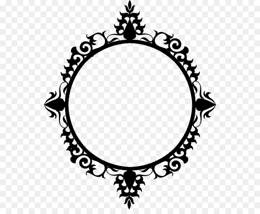 Snow White Magic Mirror Ever After High YouTube - Circle Frame ...
