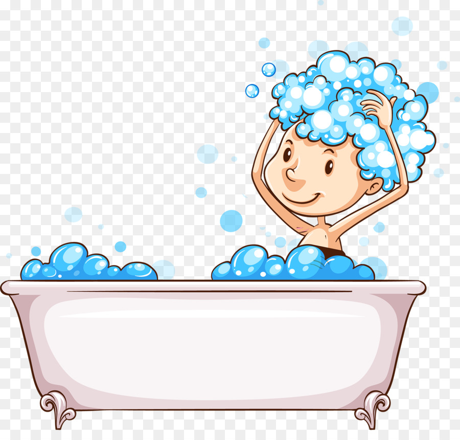 Bathing Bubble Bath Stock Photography Illustration
