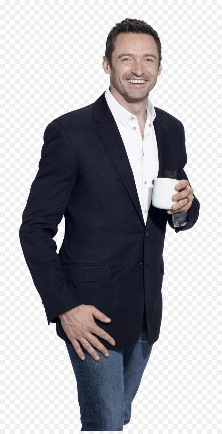 Hugh Jackman Laughing Man Coffee Tea Cafe