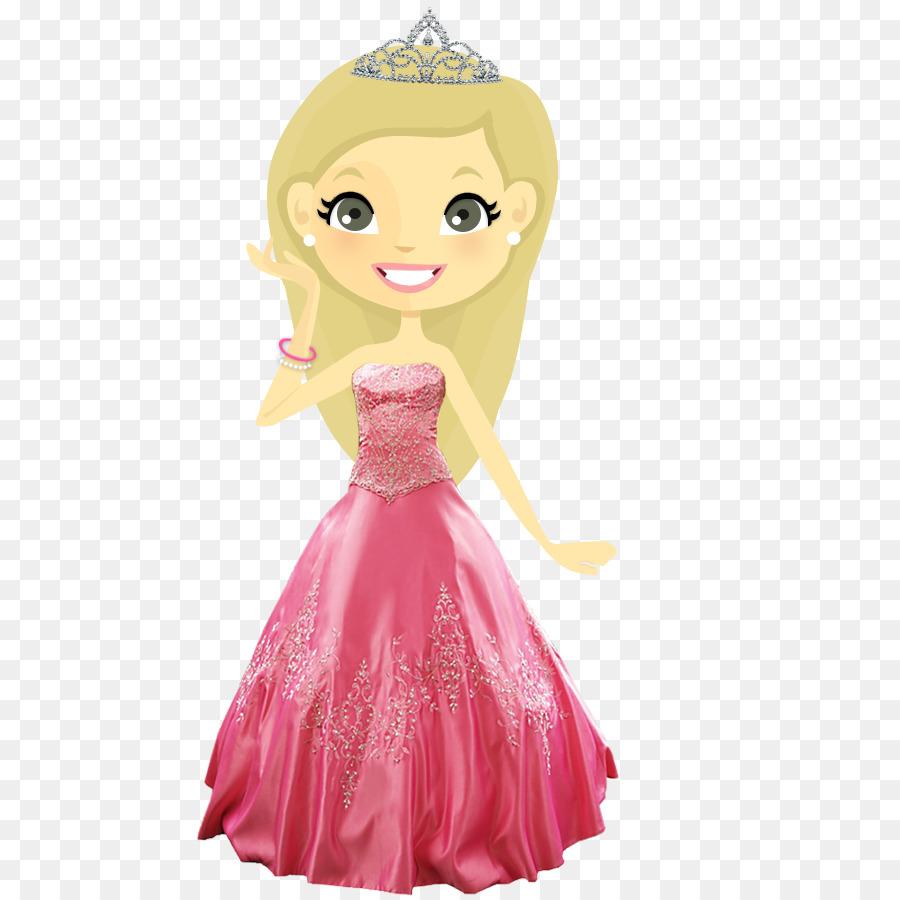 Vestido de novia vestido de Bola - Muñeca de la Foto PNG Formatos De ...
