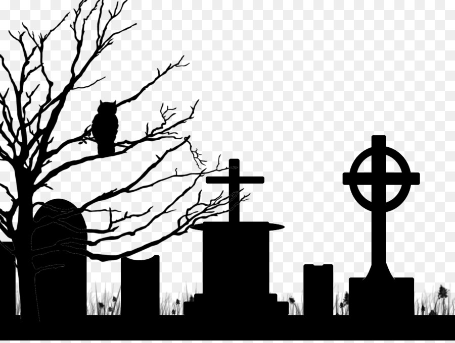 Cemetery Grave Clip Art