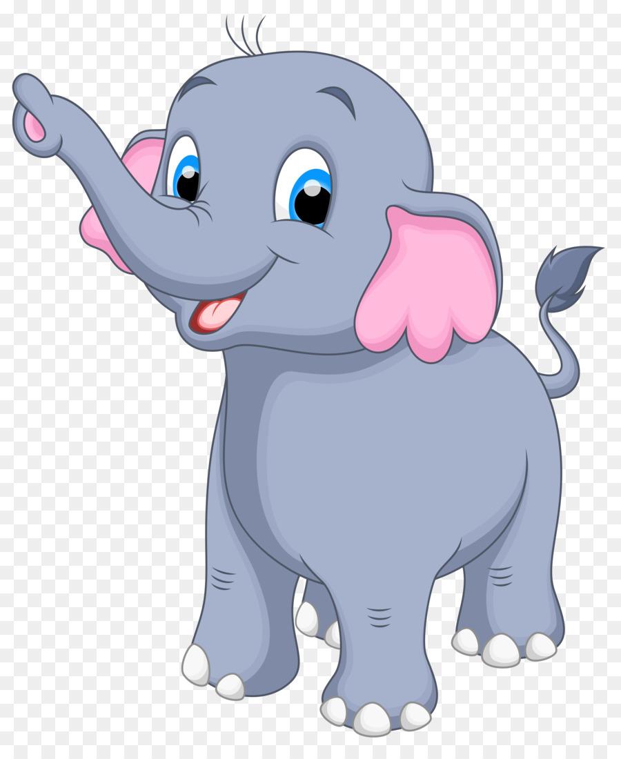 Elefanten Clip Art Elefanten Cliparts Png Herunterladen 4285