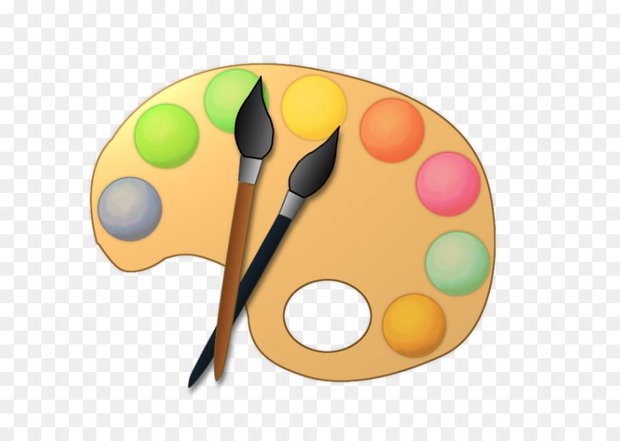 palette painting artist clip art paint palette cliparts png rh kisspng com paint pallet clip art