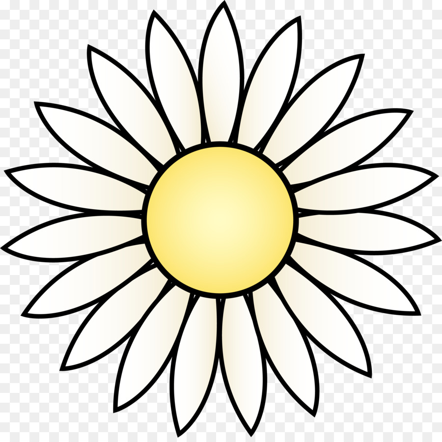 common sunflower clip art cute daisy cliparts png download 4948 rh kisspng com free clip art daisy border free daisy clipart images